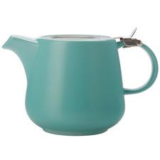 Aqua Tint 600ml Porcelain Teapot with Infuser