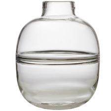 Flourish Glass Orbit Vase
