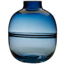Flourish Glass Orbit Vase