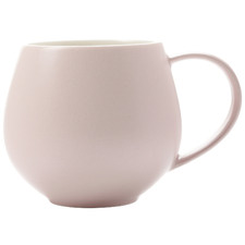 Rose Tint 450ml Porcelain Mugs (Set of 6)