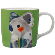 Koala by Pete Cromer 375ml Porcelain Mug