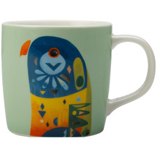 Lorikeet by Pete Cromer 375ml Mug