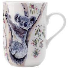 Koala Cashmere Animals of Australia 300ml Mug