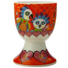 Fan Club Love Hearts Porcelain Egg Cups (Set of 6)