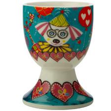 Oodles Of Love Hearts Porcelain Egg Cups (Set of 6)