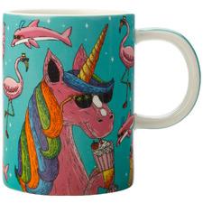 Unicorn by Mulga The Artist 450ml Mug