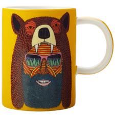 Bear Man by Mulga The Artist 450ml Mug