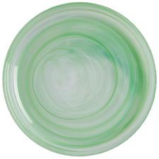 Mint Marblesque 18.5cm Glass Side Plates (Set of 6)