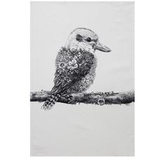 Marini Ferlazzo Kookaburra Cotton Teatowel