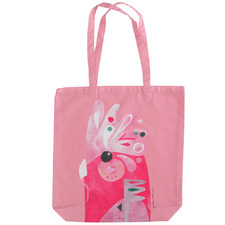 Galah by Pete Cromer Cotton Tote Bag