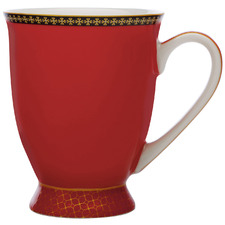 Red Teas & C's Contessa Classic 300ml Footed Mug