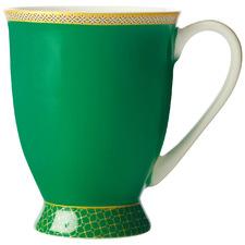 Green Teas & C's Contessa Classic 300ml Footed Mug