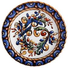 Trevi Ceramica Salerno 26.5cm Dinner Plates (Set of 6)
