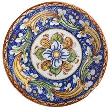 Castello Ceramica Salerno 26.5cm Dinner Plates (Set of 6)