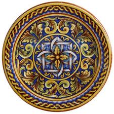Duomo Ceramica Salerno 20cm Side Plates (Set of 6)