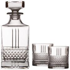 3 Piece Verona Whisky Set