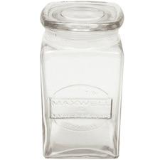 Olde English 1L Glass Storage Jar