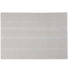 White Loom Placemats (Set of 12)