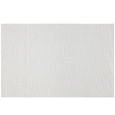 White Glimmer Placemats (Set of 12)