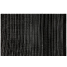 Black Glimmer Placemats (Set of 12)