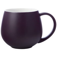 Aubergine Tint 450ml Mini Snug Mugs (Set of 6)