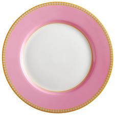 Hot Pink Teas & C's Kasbah Classic 19.5cm Rim Plate