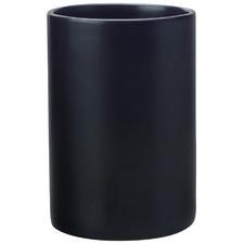 Black Epicurious Porcelain Utensil Holder