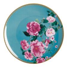 Aqua Teas & C's Silk Road 19.5cm Coupe Side Plate