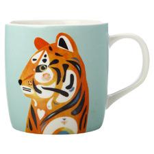 Tiger Pete Cromer Wildlife 375ml Mug