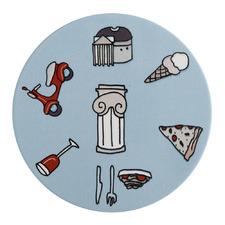 Rome Megan Mckean Cities Ceramic Coasters (Set of 6)