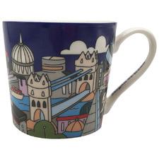 London Megan Mckean Cities 430ml Mug