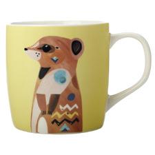 Meerkat Pete Cromer Wildlife 375ml Mug