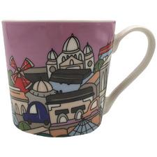 Paris Megan Mckean Cities 430ml Mug