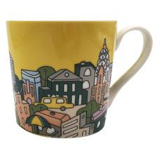 New York Megan Mckean Cities 430ml Mug
