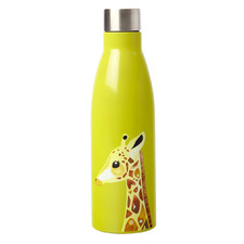500ml Giraffe Pete Cromer Wildlife Double Wall Bottle