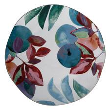 Samba 30cm Round Stoneware Platter