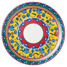 Rhapsody 36.5cm Ceramic Round Platter