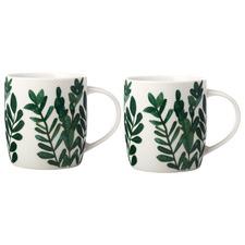 Sprig Haven 380ml Mugs (Set of 2)