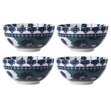 Maxwell & Williams Rhapsody 12.5cm Bowls (Set of 4)