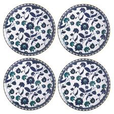 Maxwell & Williams Blue Rhapsody 27cm Dinner Plates (Set of 4)