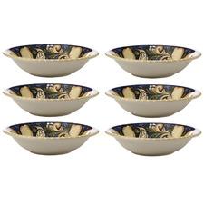 Lemons Ceramica Salerno 21cm Pasta Bowls (Set of 6)