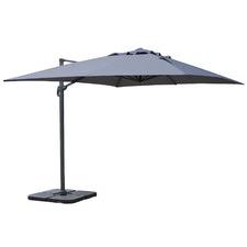 4 x 3m Corsica Cantilever Umbrella