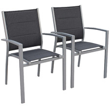 Baltimore Outdoor Dining Chairs (Set of 2)