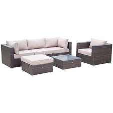 5 Seater Caligri Outdoor Sectional Lounge Set