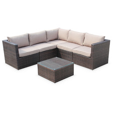 Siena Outdoor Garden Sofa Set