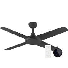 Aspire Ceiling Fan with Bond Bridge