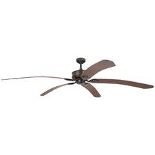 Tropicana Resort-Style AC Ceiling Fan