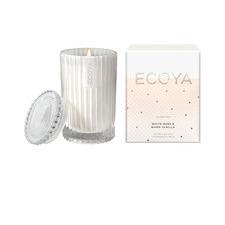 White Musk & Warm Vanilla Celebration Soy Candle