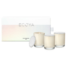 3 Piece Mini Soy Candle Gift Set