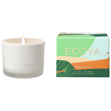 90g Fresh Pine Monty Jar Christmas Scented Candle